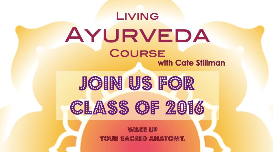 living ayurveda 2016 study ayurveda