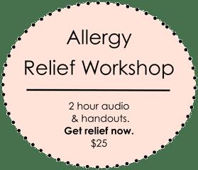 allergies-relief-the-workshop