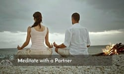 Meditate with a Partner